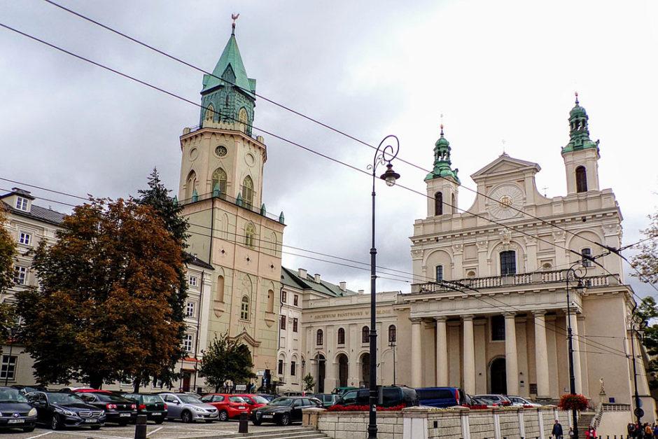 Kościół Katedralny pw. św. Jana Chrzciciela